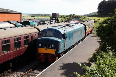 3) D182 at Weybourne on 9th June 2017