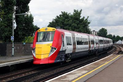 460 006 at Selhurst on 18th August 2010 (4)