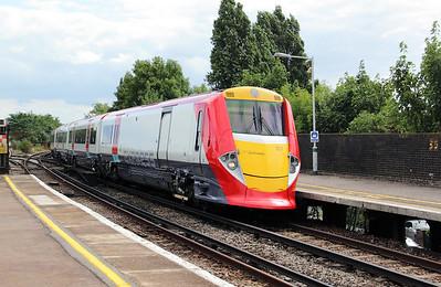 460 007 at Selhurst on 18th August 2010 (3)