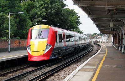 460 007 at Selhurst on 18th August 2010 (4)