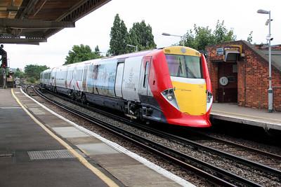 460 002 at Selhurst on 18th August 2010