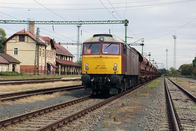 9) CRS, 47 375 (UIC No. 92 70 0047 375-5 UK-CRSHU) at Szentlorinc on 5th October 2019