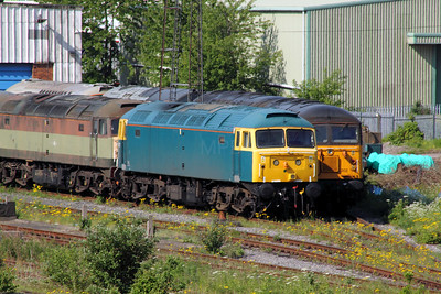 1) 47 375 at Burton on Trent on 30th May 2012