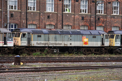 47 338 at Doncaster on 28th October 2005