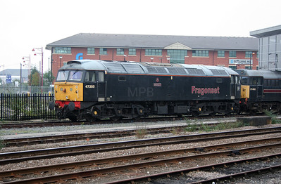 47 355 at Derby on 17th October 2005