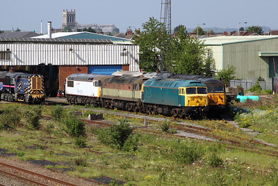 2) 47 375 at Burton on Trent on 30th May 2012