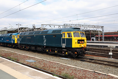5) 47 727 at Crewe on 12th April 2019