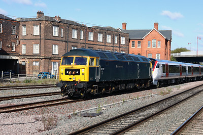 2) 47 727 at Derby on 25th September 2020