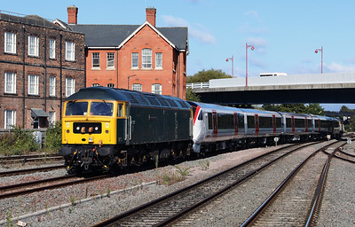 3) 47 727 at Derby on 25th September 2020