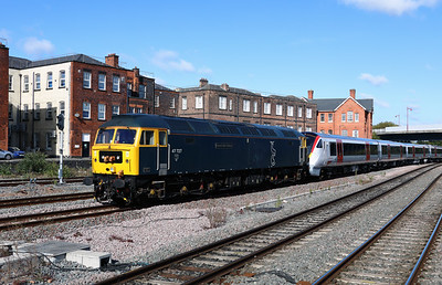 1) 47 727 at Derby on 25th September 2020