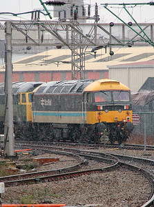 47 712 at Crewe on 2nd March 2016