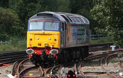 47 802 at Birkenhead North on 3rd September 2007 (1)