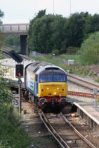 47 802 at Bidston on 3rd September 2007 (4)