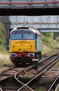 47 802 at Birkenhead North on 3rd September 2007 (6)