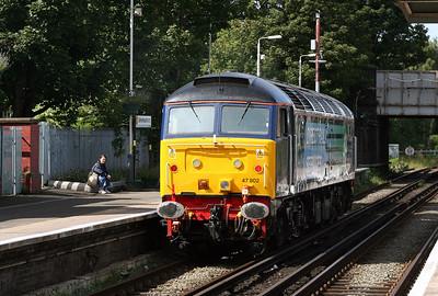 47 802 at Birkenhead North on 3rd September 2007 (8)