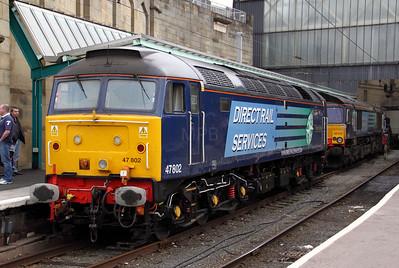 47 802 at Carlisle on 26th September 2009 (4)