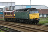 47 830 & 90 039 at Rhyl on 25th June 2005