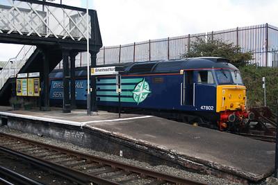 47 802 at Birkenhead North on 3rd September 2007 (4)