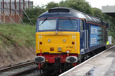 47 802 at Birkenhead North on 3rd September 2007 (3)