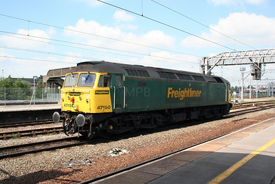 47 150 at Crewe on 26th June 2005 (1)