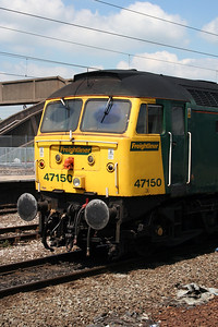 47 150 at Crewe on 26th June 2005 (2)