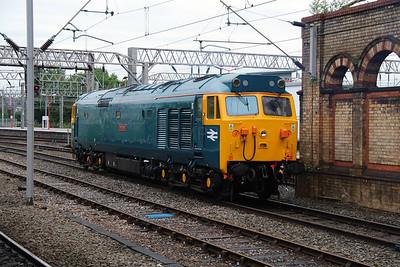 50 007 at Crewe on 28th May 2014 (5)