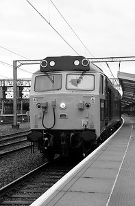 50 007 at Crewe on 28th May 2014 working 0Z47 (20)