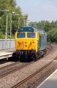 50 007 at Coleshill Parkway on 23rd June 2015 (11)
