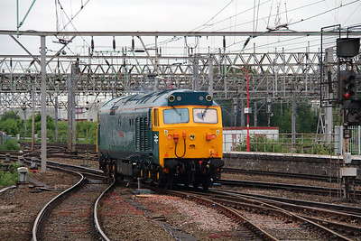 50 007 at Crewe on 28th May 2014 (10)