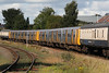 507 001 & 507 008 at Wrexham General on 3rd September 2007 working 7X47
