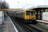 2) 507 018 at Birkenhead North on 3rd December 2013