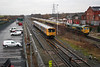 508 134 at Hooton on 29th December 2006