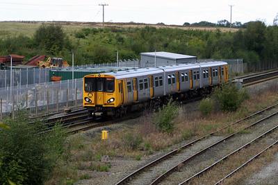 1) 508 112 at Hooton on 19th September 2004