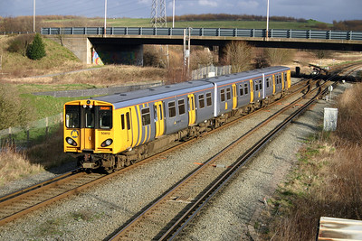 2) 508 112 at Bidston on 14th February 2005