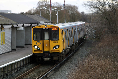 3) 508 112 at Bidston on 14th February 2005