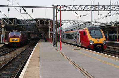 D1015 at Crewe on 5th September 2014  (8)