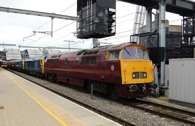 1) D1015 at Reading on 4th September 2017