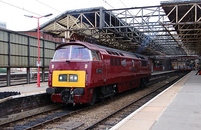 D1015 at Crewe on 5th September 2014  (5)