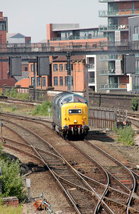 55 022 at Manchester Victoria on 20th June 2011 (3)