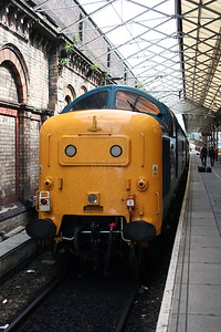 55 019 at Crewe on 3rd July 2005 (3)