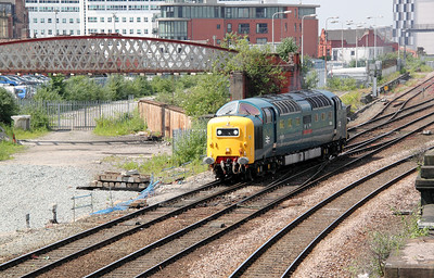 55 022 at Manchester Victoria on 20th June 2011 (5)