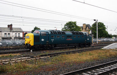3) 55 022 at Warrington Bank Quay on 4th September 2008