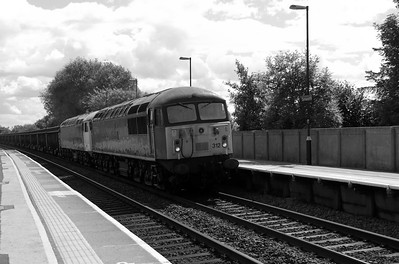 56312 at Tamworth High Level on 2nd July 2016