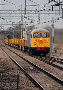 56 081 at Acton Bridge on 24th February 2015 (3)