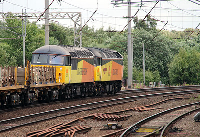 47 739 at Wigan North Western on 23rd June 2013