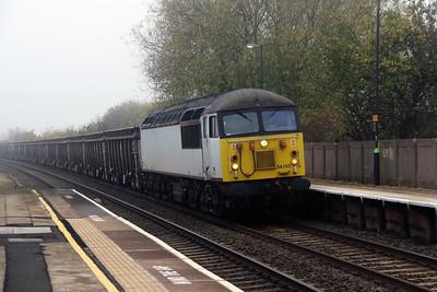 56 103 at Tamworth High Level on 2nd November 2015