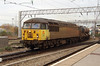 56 087 at Crewe on 30th November 2016