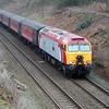 57 315 at Halton (Runcorn) on 30th January 2006