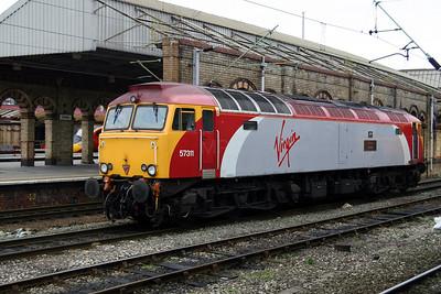 1) 57 311 at Crewe on 14th November 2004