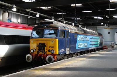 57 308 at London Euston on 7th October 2014 (2)